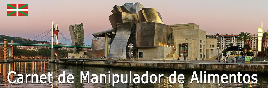 Carnet de Manipulador de Alimentos en Euskadi